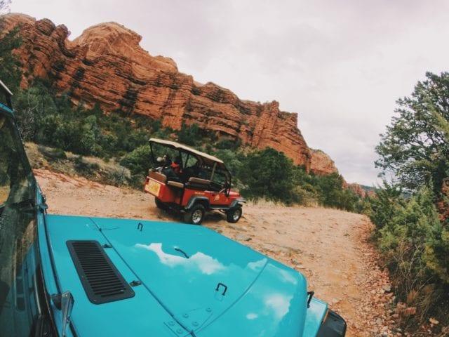 Arizona Road Trip Jeep Tour - Arizona Road Trip by Travels With Elle