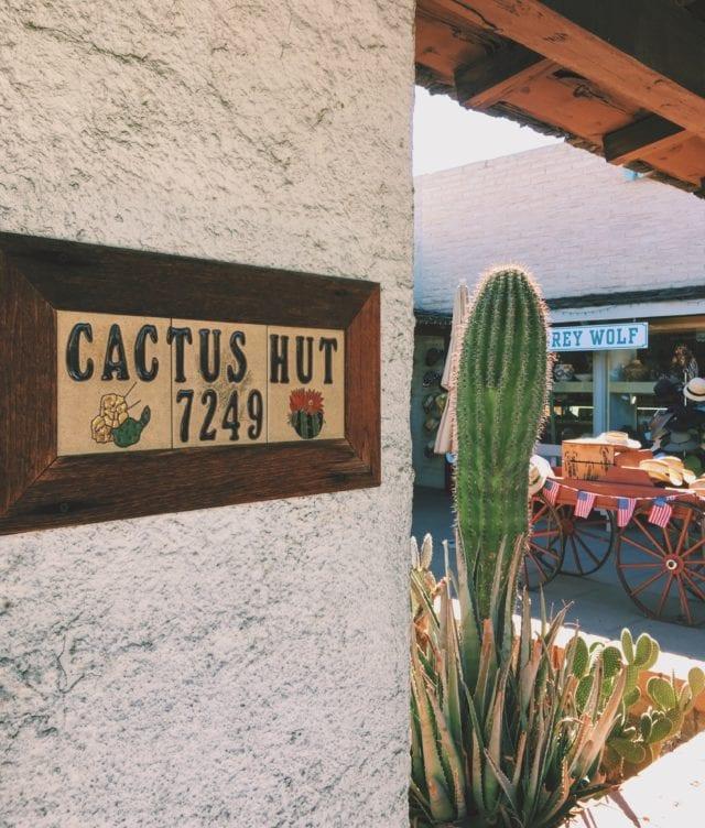 Scottsdale - Arizona Road Trip - The Perfect 4 Day Itinerary