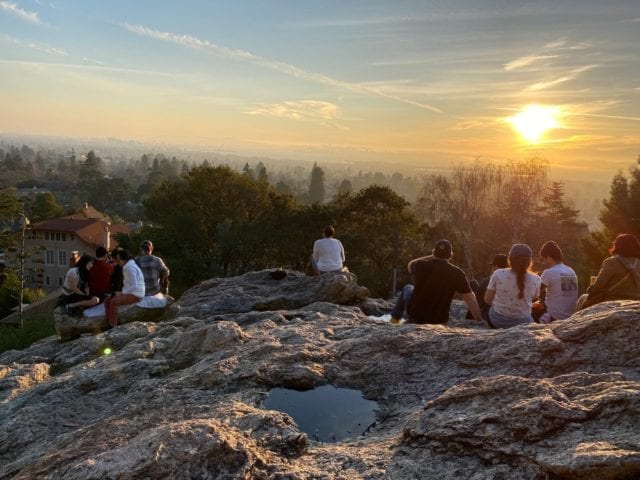Indian Rock Park - Best Things To Do In Berkeley CA - Travels With Elle