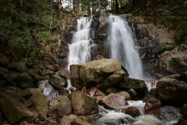 Linda Falls - Best Things To Do In Napa Valley - TravelsWithElle