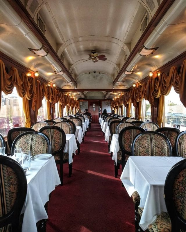 Napa Valley Wine Train - TravelsWithElle