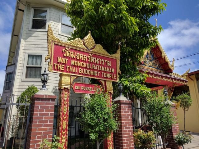 Thai Temple - Best Things To Do In Berkeley CA - Travels With Elle