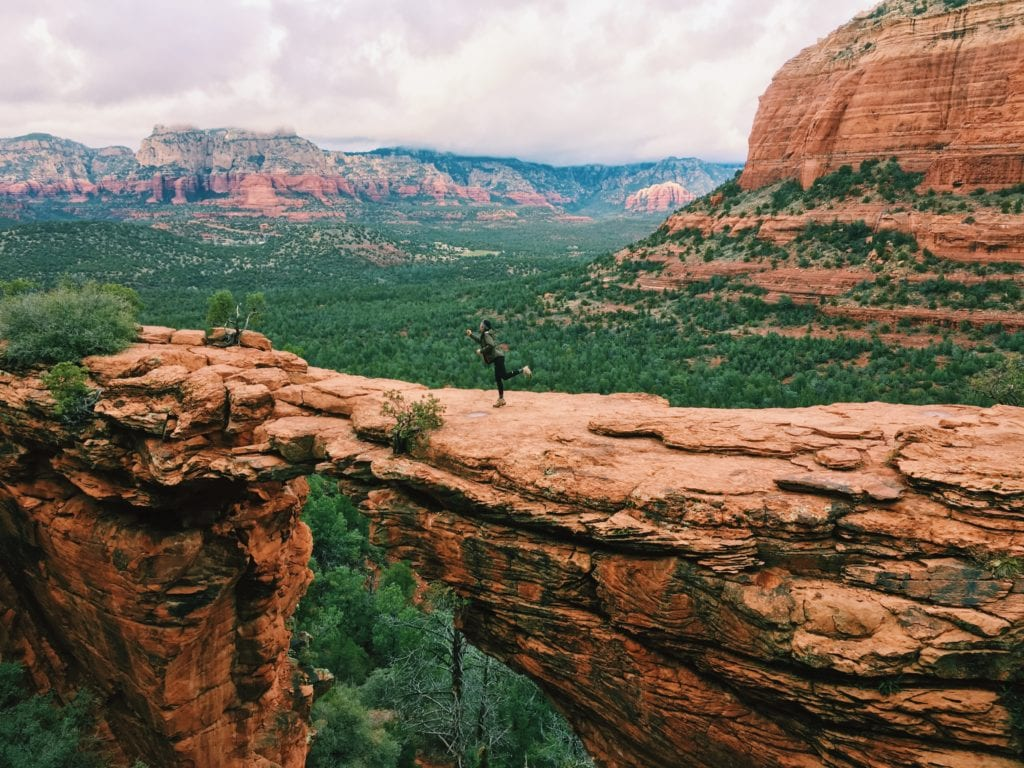 Devil's Bridge Trail Sedona - The Perfect 4 Day Arizona Road Trip Itinerary - Travels With Elle