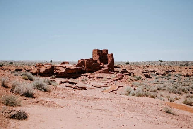 Wupatki National Monument Flagstaff - The Perfect 4 Day Arizona Road Trip Itinerary - Travels With Elle