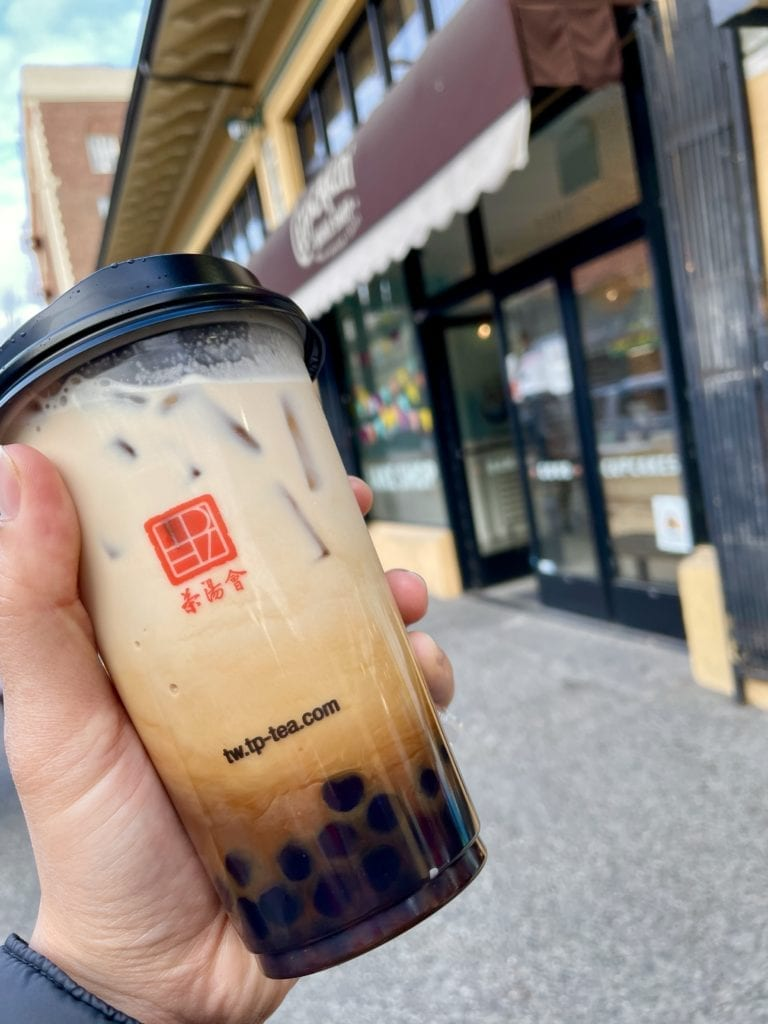 Boba In Berkeley - Travels With Elle