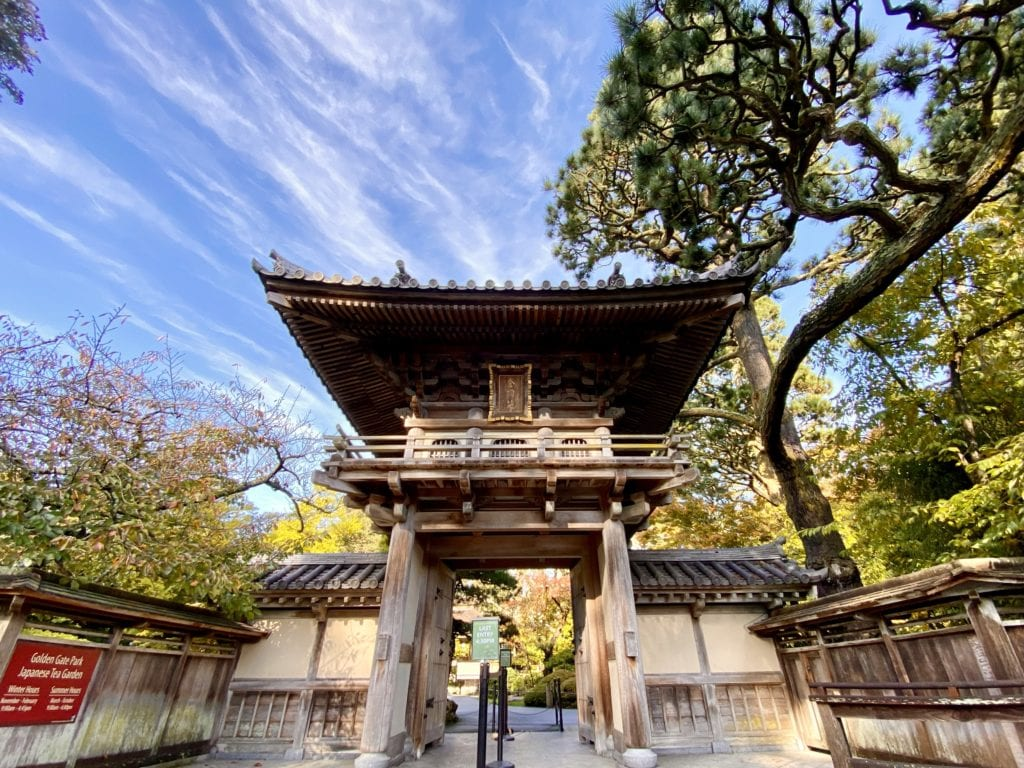 Japanese Tea Garden - 55 Best Things To Do In San Francisco CA - Travels With Elle
