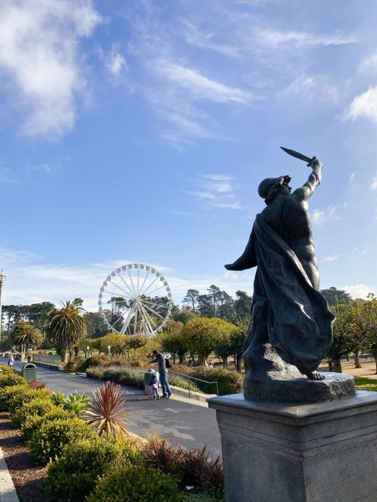 Golden Gate Park - 55 Best Things To Do In San Francisco CA - Travels With Elle