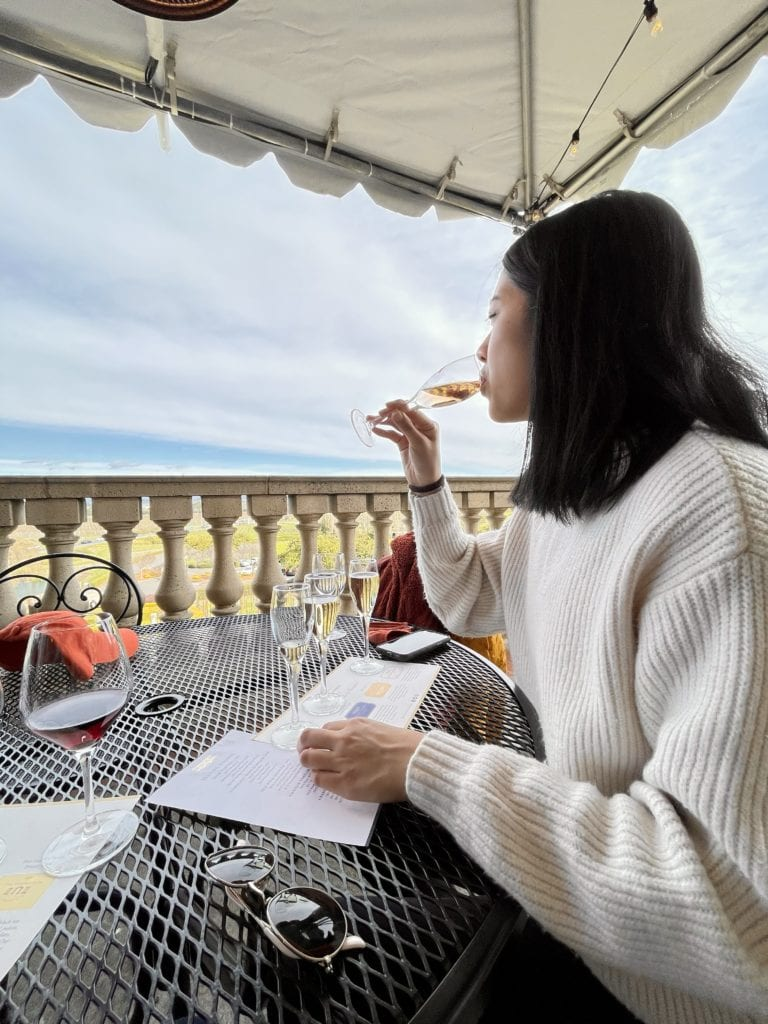 Domaine Carneros - Best Things To Do In Napa Valley Besides Wine - Travels With Elle