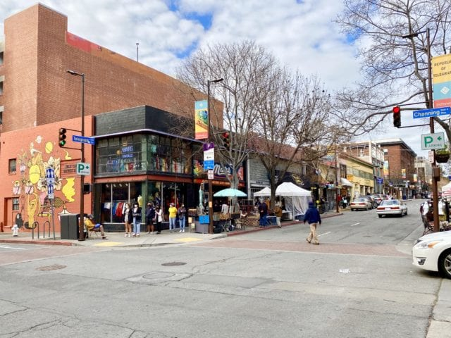 Telegraph Ave - Best Things To Do In Berkeley CA - Travels With Elle