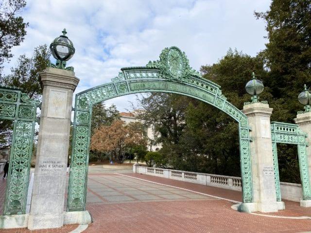 UC Berkeley Campus - Best Things To Do In Berkeley CA - Travels With Elle