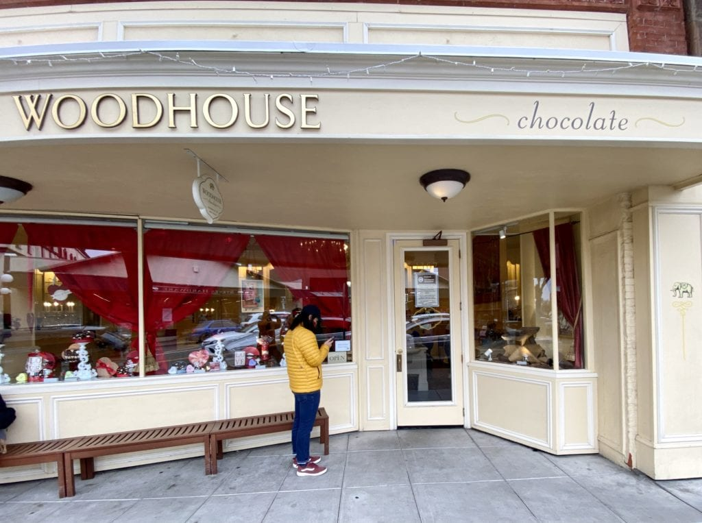 Woodhouse Chocolate - Best Things To Do In Napa Valley - Travels With Elle