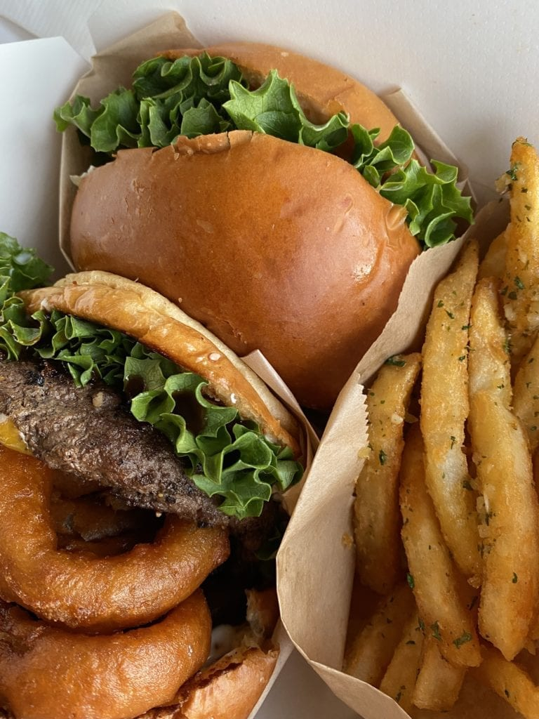 A+ Burger - Best Things To Do In Berkeley CA - Travels With Elle