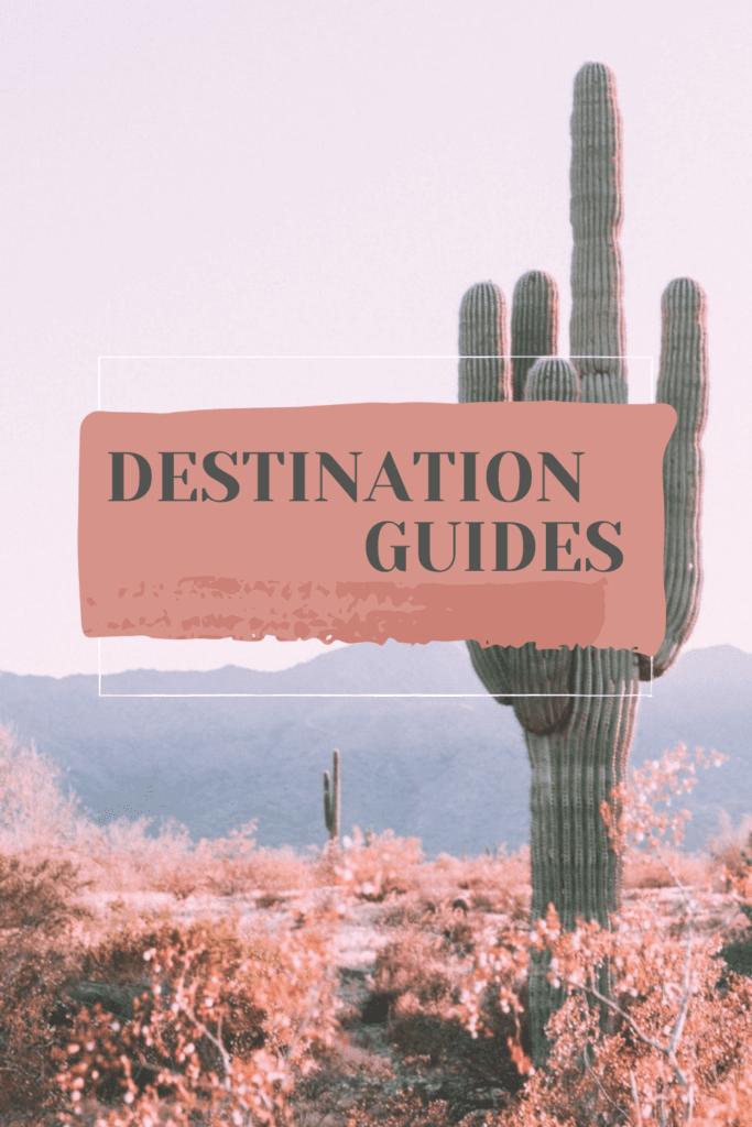 Destination Guides - Travels With Elle