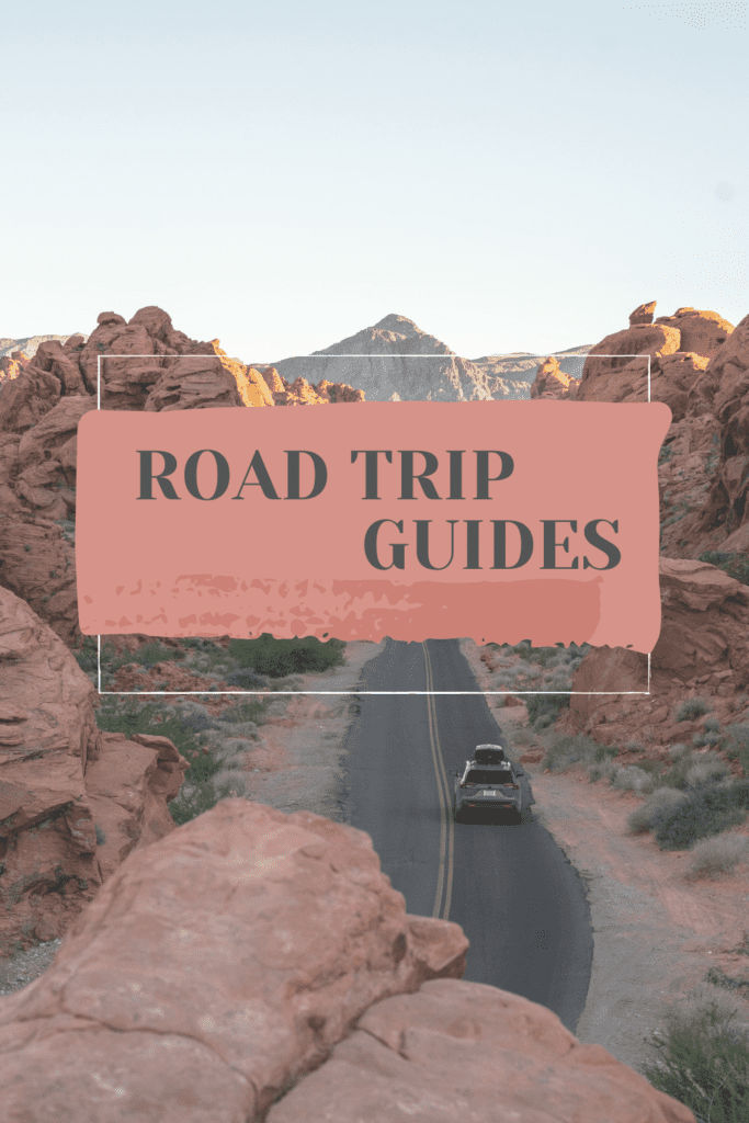 Road Trip Guides - Travels With Elle
