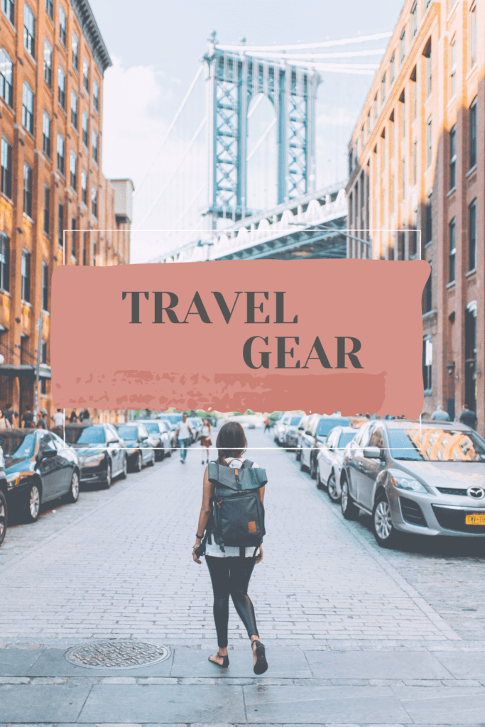 Travel Gear - Travels With Elle