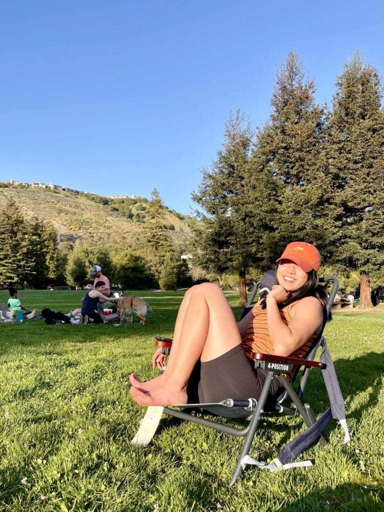 Lake Temescal Oakland CA- Best Things To Do In Oakland - Travels with Elle
