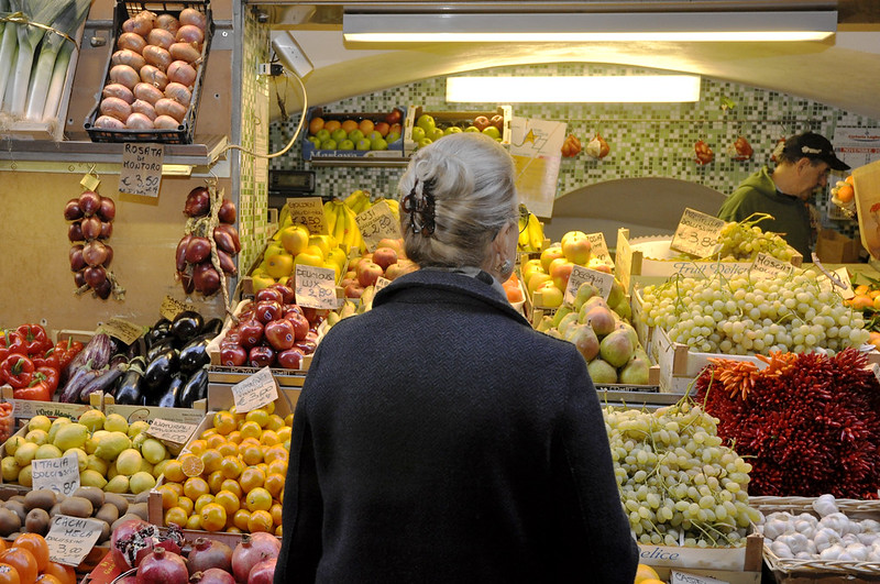 Mercato Delle Erbe - Best Things To Do In Bologna -TravelsWithElle
