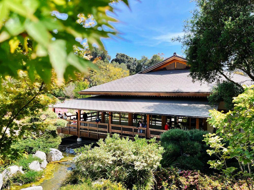 Japanese Friendship Garden - Downtown San-Diego