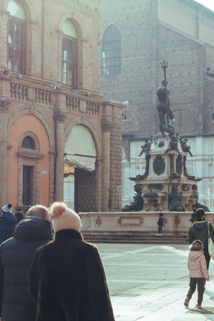 Neptune Fountain Bologna Italy - Best Things To Do In Bologna