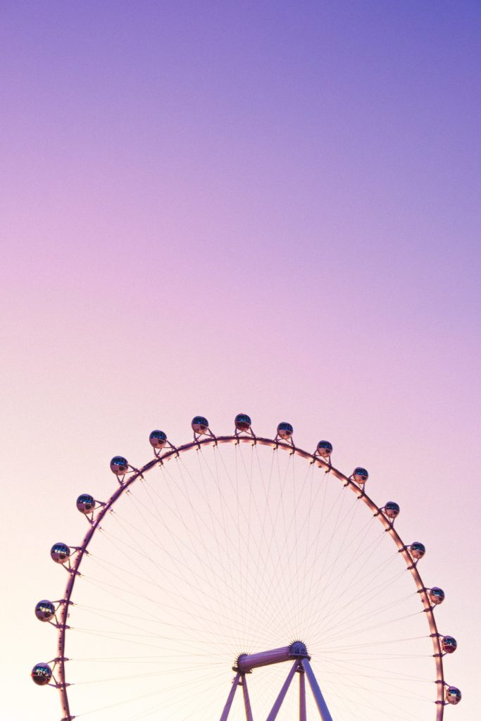 High Roller Observation Wheel - Ultimate List of Things To Do In Las Vegas Other Than Gambling or Drinking - Travels With Elle