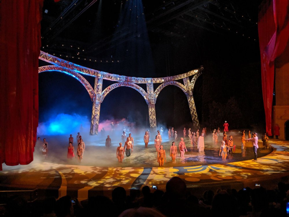 cirque du soleil - TravelsWithElle