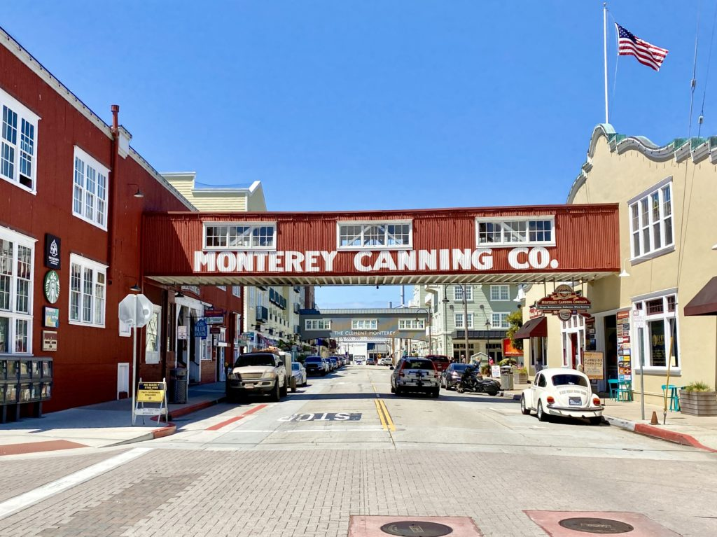 Cannery Row - 32+ Exciting Things To Do In Monterey CA - TravelsWithElle