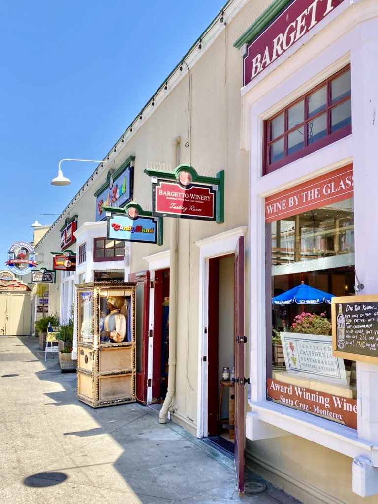 Cannery Row Wine - 32+ Exciting Things To Do In Monterey CA - TravelsWithElle