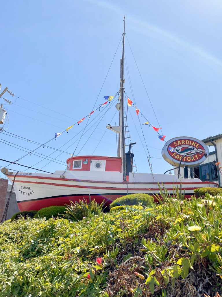Old Fisherman's Grotto - Best Things To Do In Monterey, CA - TravelsWithElle