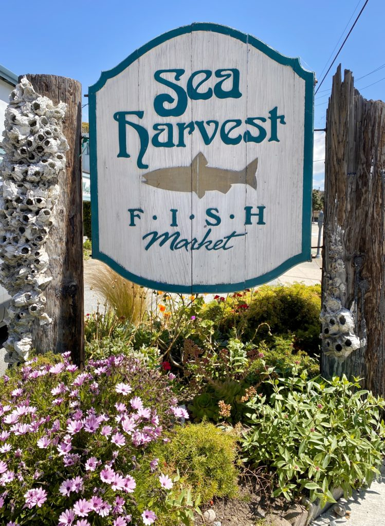 Sea Harvest Fish Market - Best Things To Do In Monterey, CA - TravelsWithElle