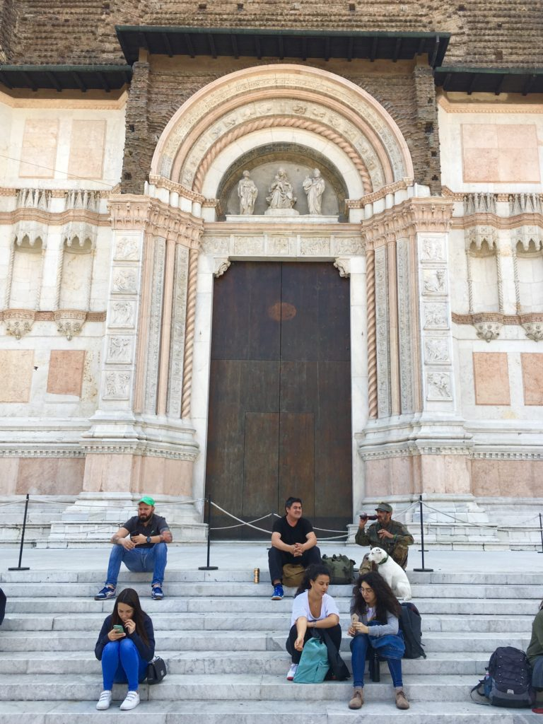 Piazza Maggiore - 20 Best Things To Do In Bologna Italy - Travels With Elle