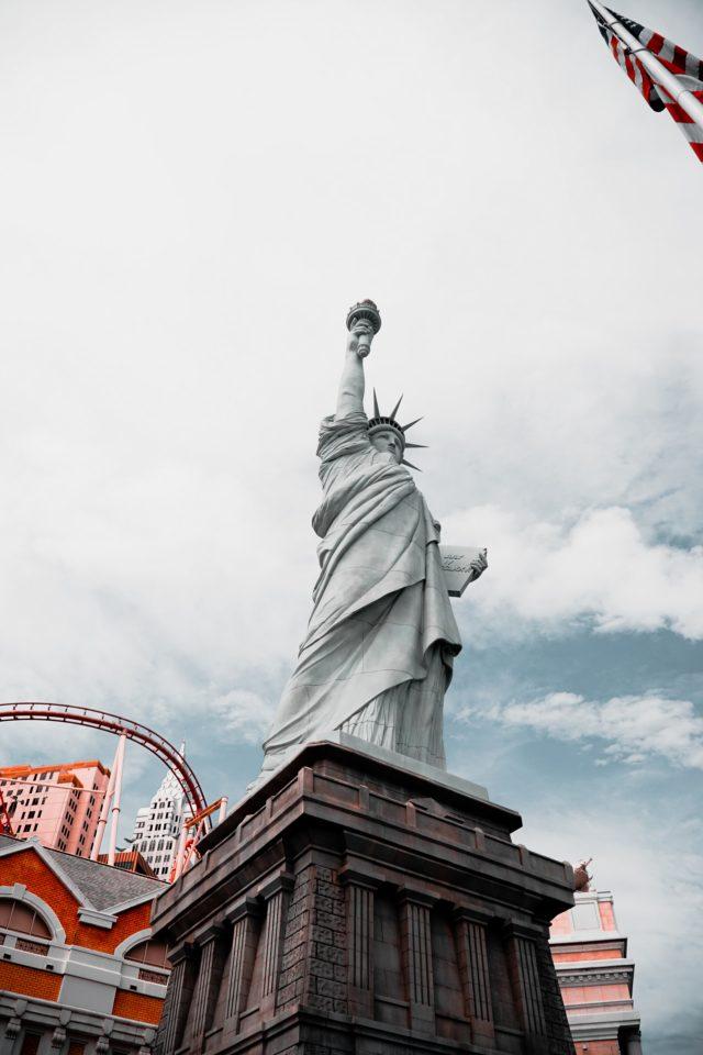New York New York Las Vegas - TravelsWithElle