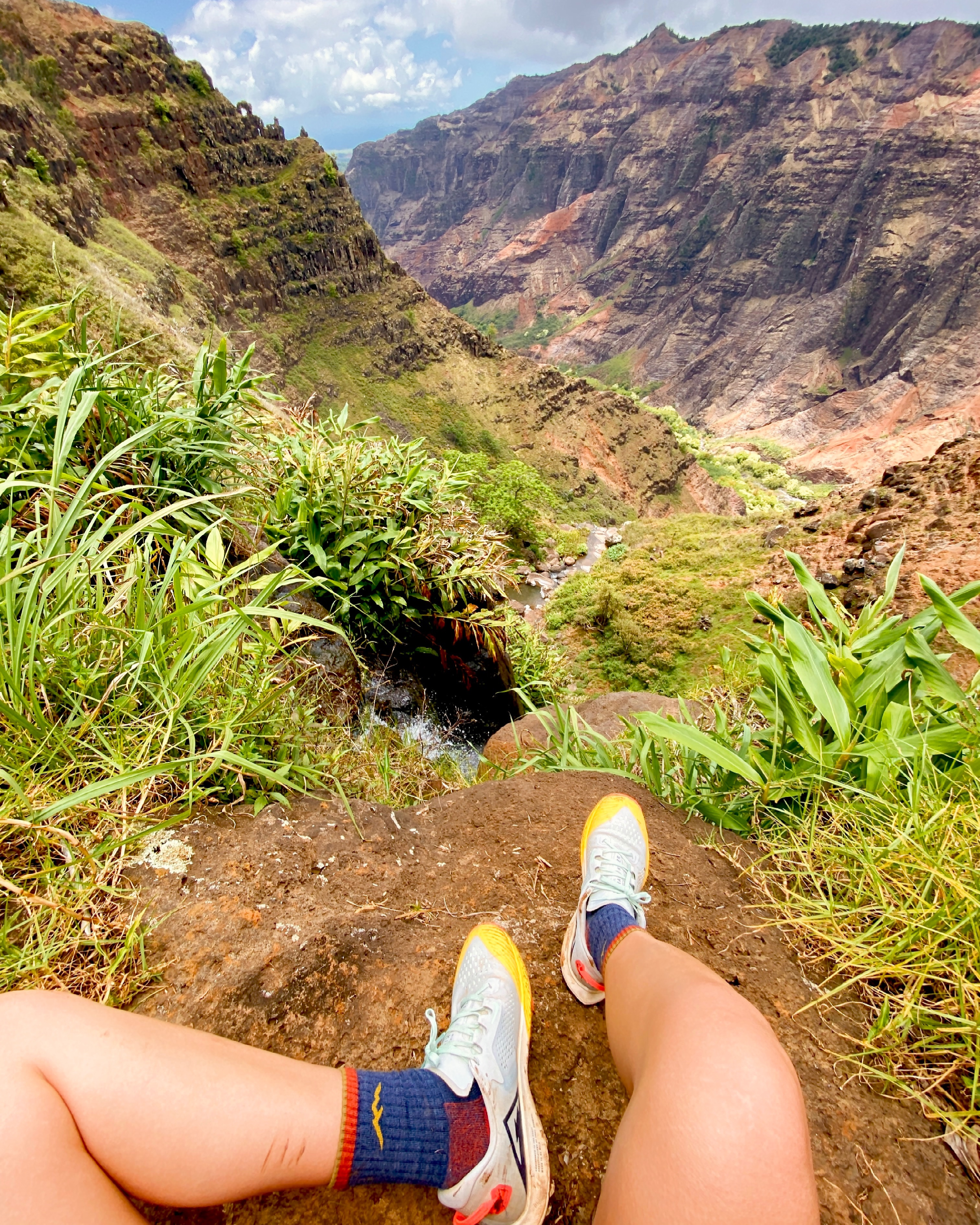 Waimea Canyon Trail - The Perfect 7-Day Kauai Itinerary - TravelsWithElle