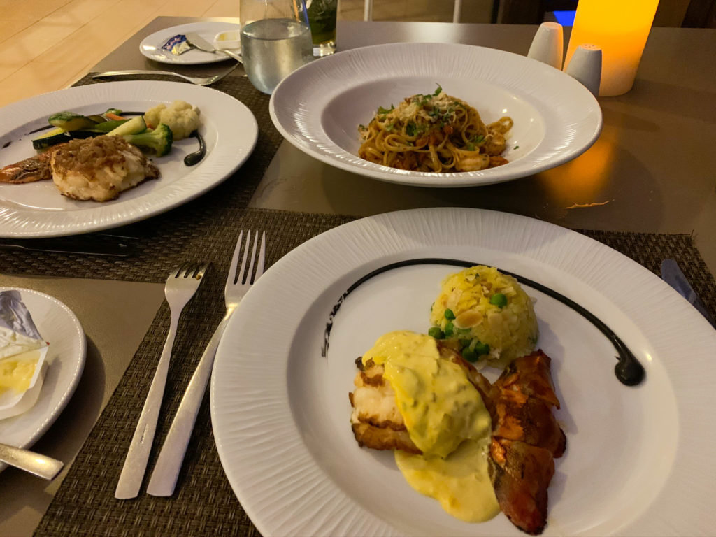 The Lobster House - Excellence Playa Mujeres Review of Restaurants - TravelsWithElle