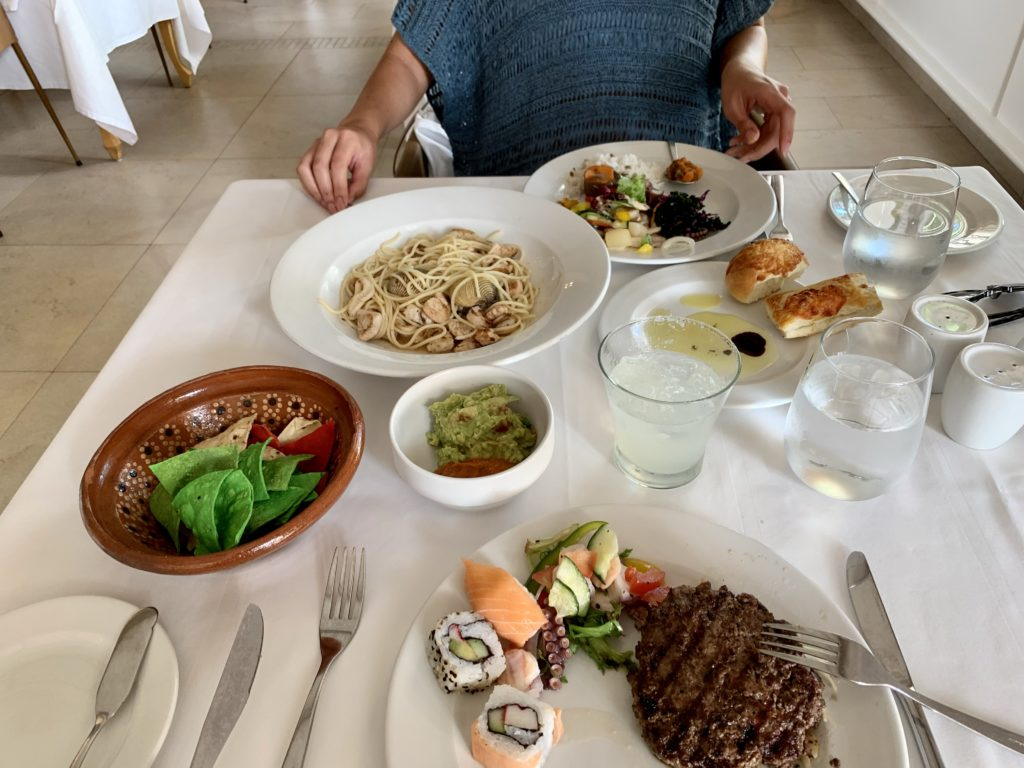 Toscana - Excellence Playa Mujeres Review of Restaurants - TravelsWithElle