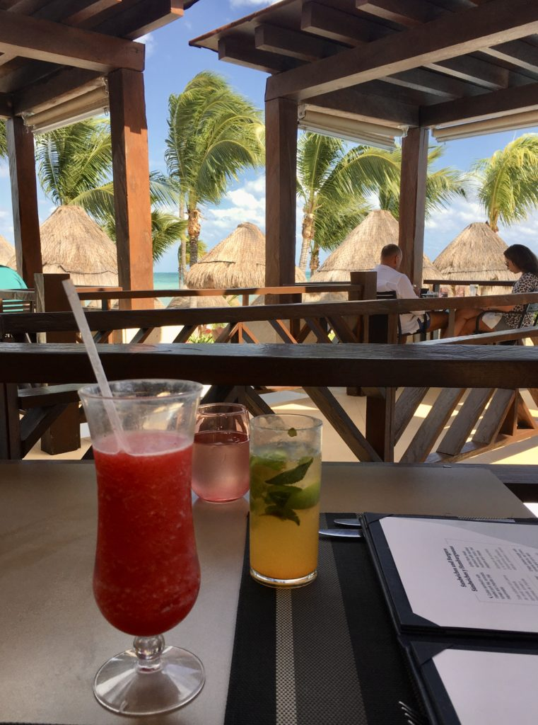 The Grill Restaurant - Excellence Playa Mujeres- TravelsWithElle