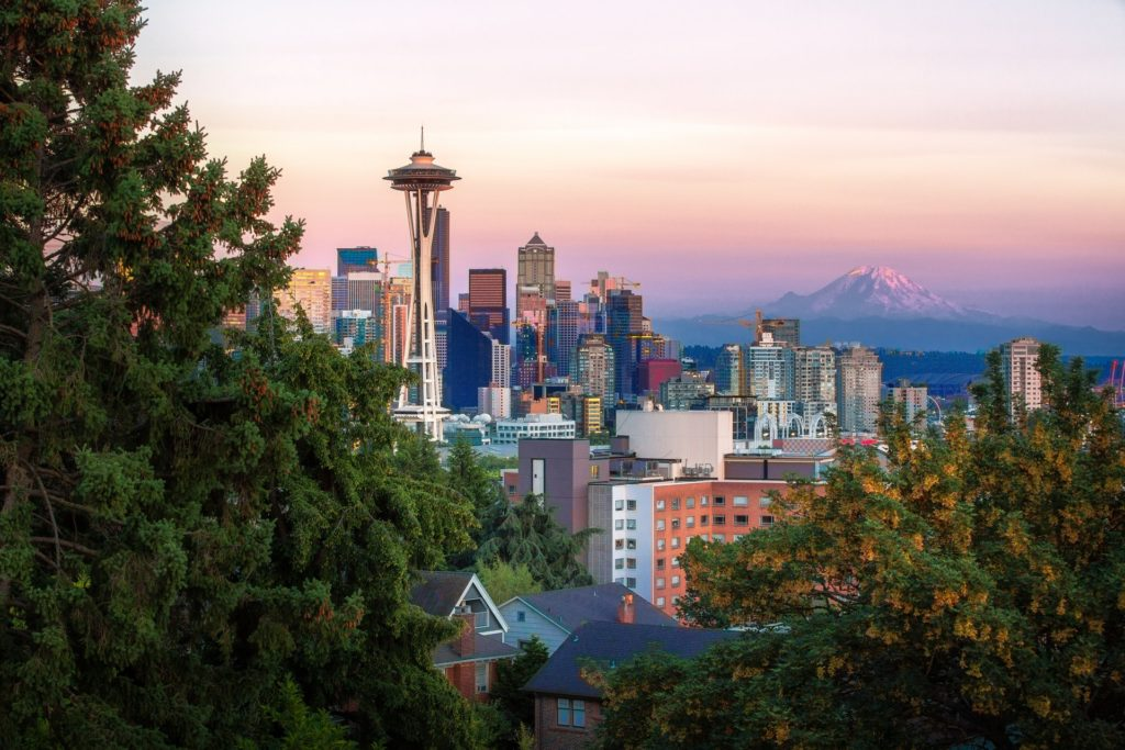 Portland To Seattle - Best Road Trips From Portland, OR - TravelsWithElle