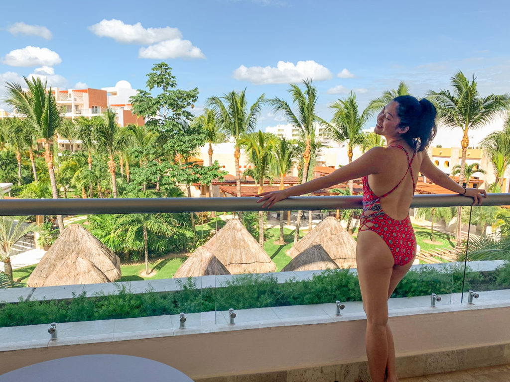 Excellence Playa Mujeres Review of Restaurants - TravelsWithElle