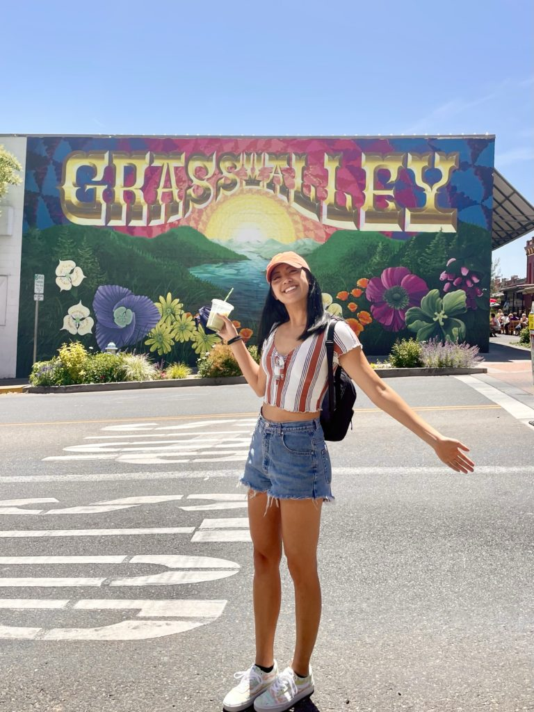 Grass Valley CA - Lake Tahoe Road Trip From SF - TravelsWithElle