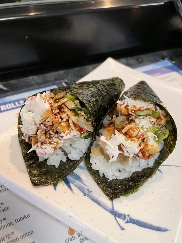 Sushi Pier Reno - SF To Reno Road Trip - TravelsWithElle