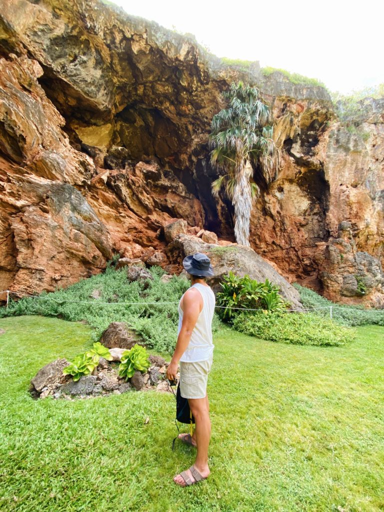 Makauwahi Cave Reserve - The Perfect 7-Day Kauai Itinerary - TravelsWithElle
