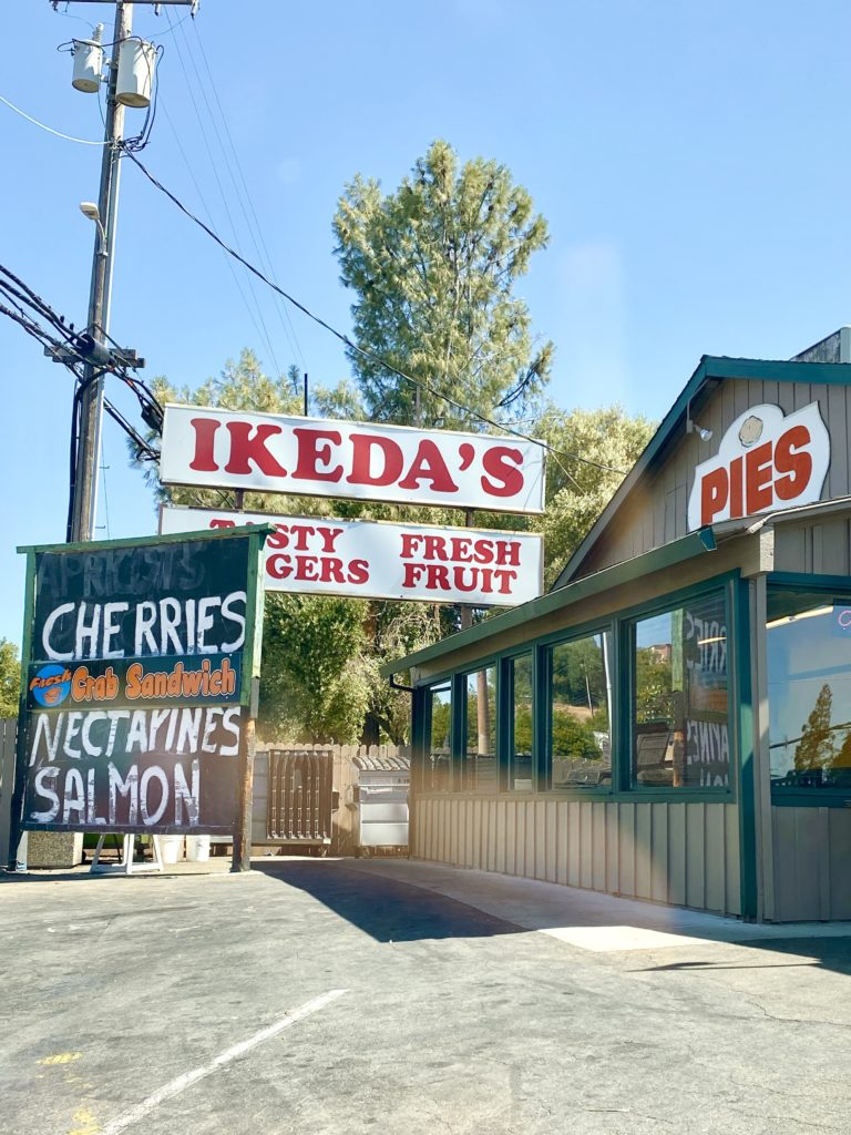 Ikedas Auburn CA - Lake Tahoe Road Trip From SF - TravelsWithElle