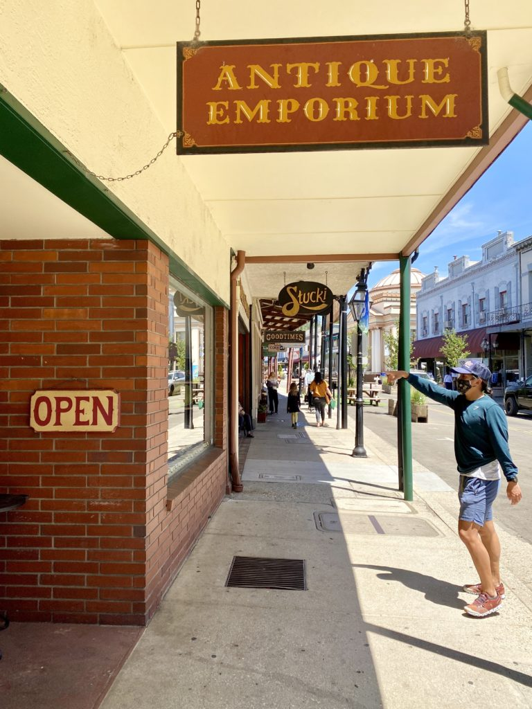 Shopping Grass Valley, CA - TravelsWithElle