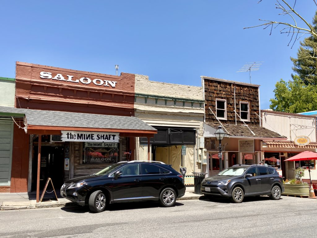 Nevada City, CA - SF To Lake Tahoe Reno Road Trip - TravelsWithElle
