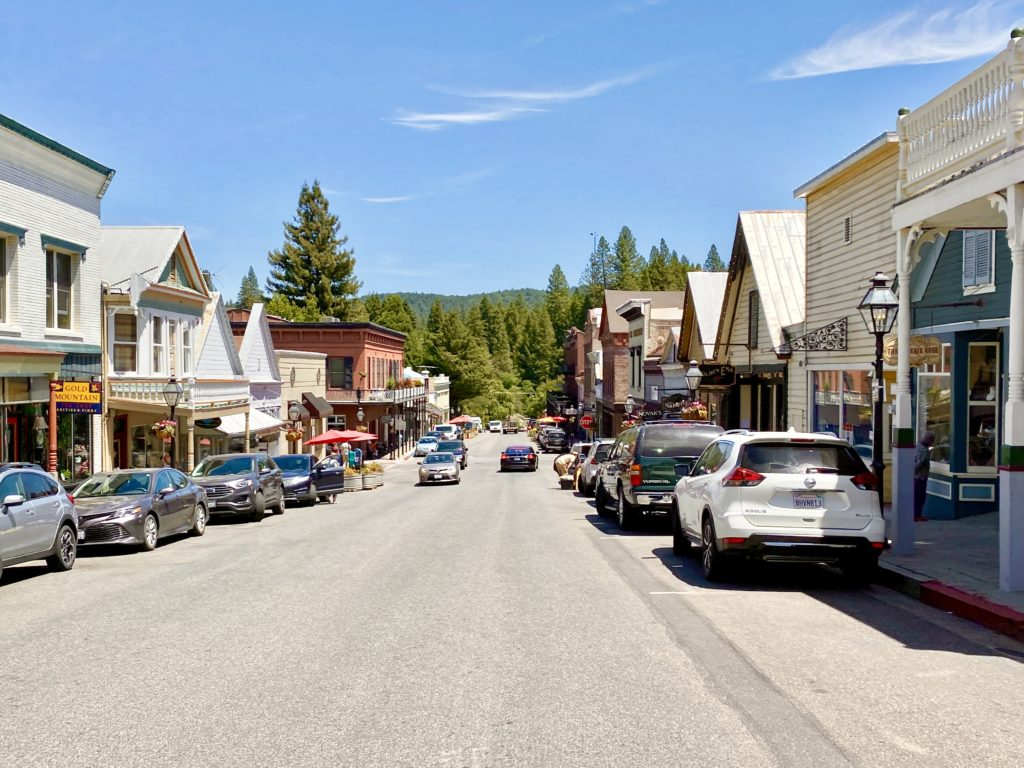 Nevada City, CA - Lake Tahoe Road Trip From SF - TravelsWithElle