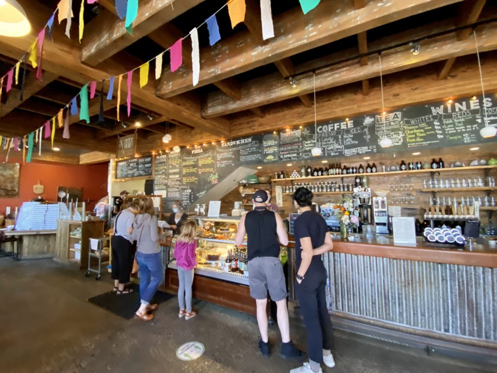 Three Forks Brewing - Lake Tahoe Road Trip From SF - TravelsWithElle