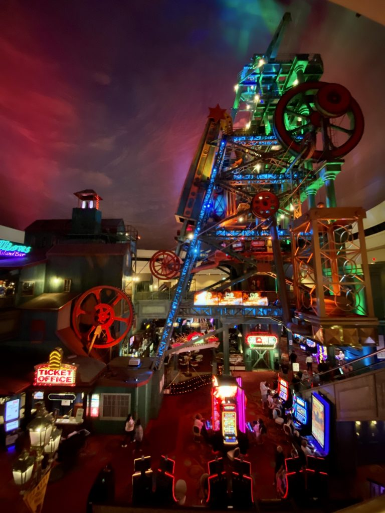 Silver Legacy - Things To Do In Reno - TravelsWithElle