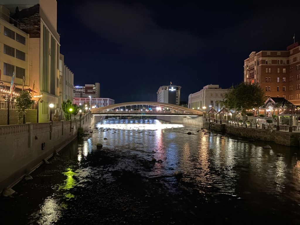 Riverfront Reno - TravelsWithElle