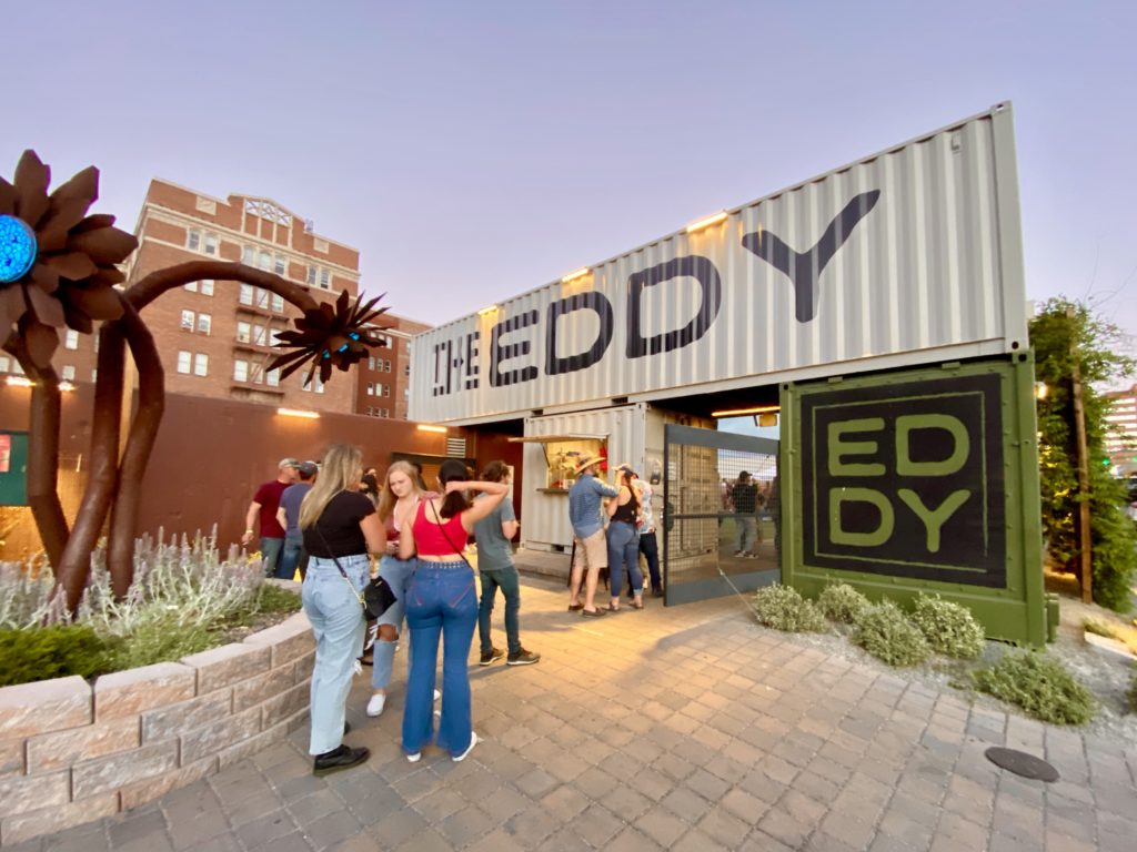 The Eddy - Things To Do In Reno - TravelsWithElle