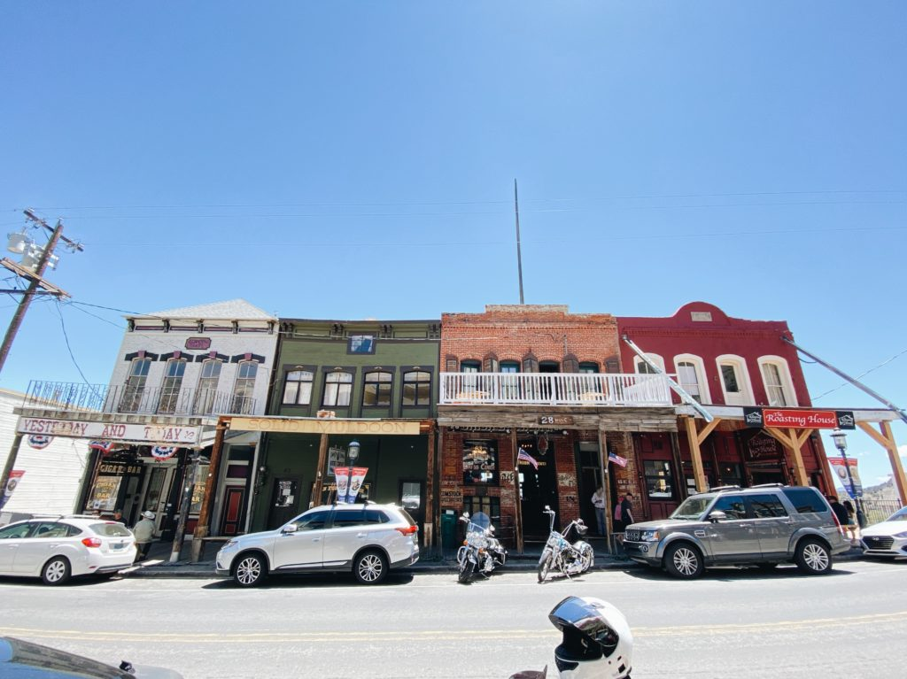 Virginia City - SF To Lake Tahoe Road Trip - TravelsWithElle