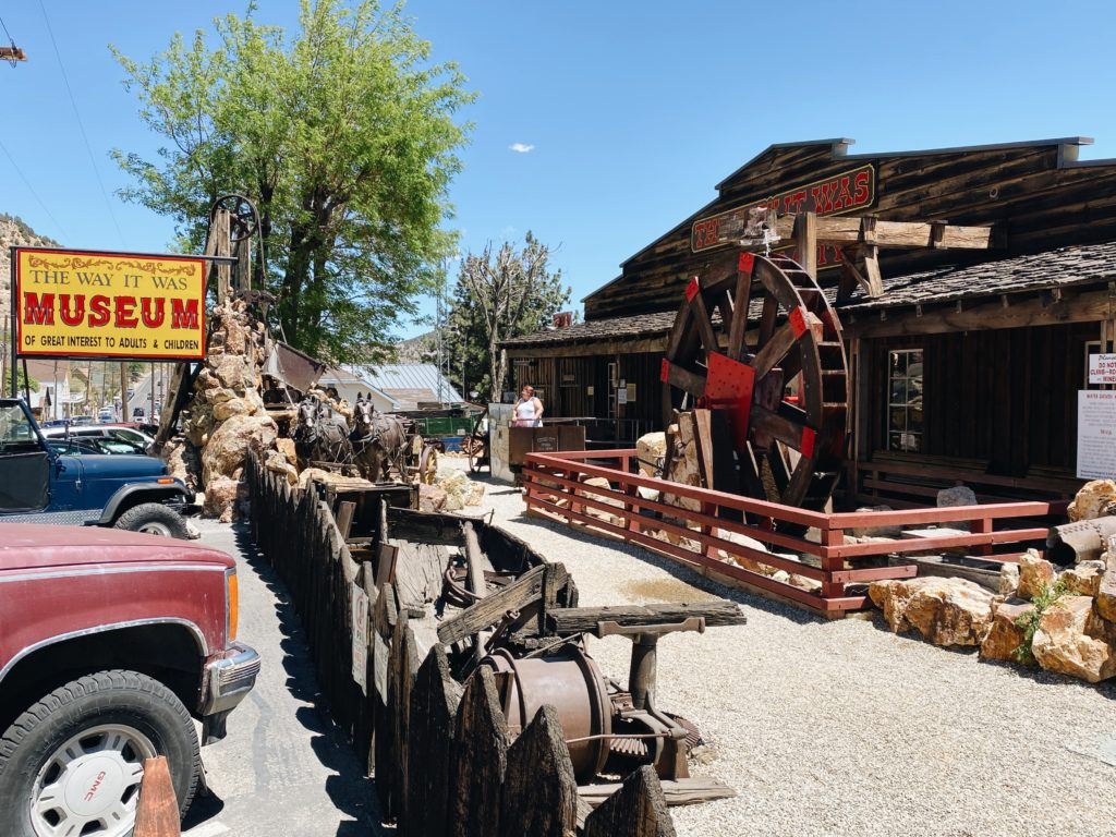 Way It Was Museum - Virginia City - SF To Lake Tahoe Road Trip - TravelsWithElle